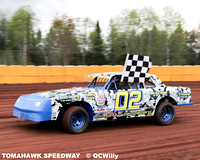 Tomahawk Speedway May n12th 2016 Practice