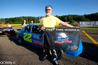 July 28th, 2017 Victory Lane and Fast Timers